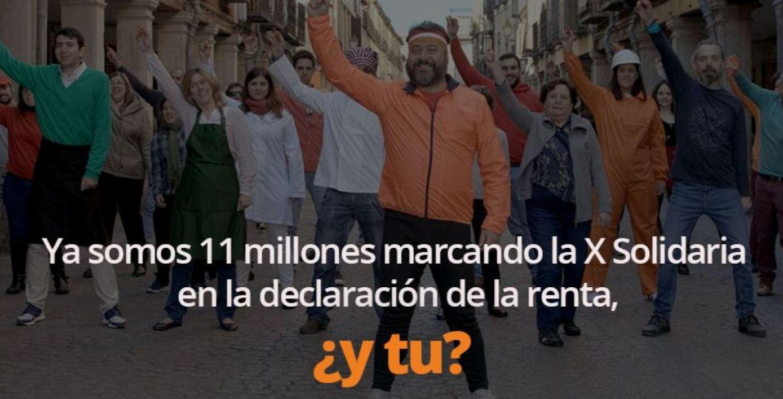 X Solidaria Renta 2018