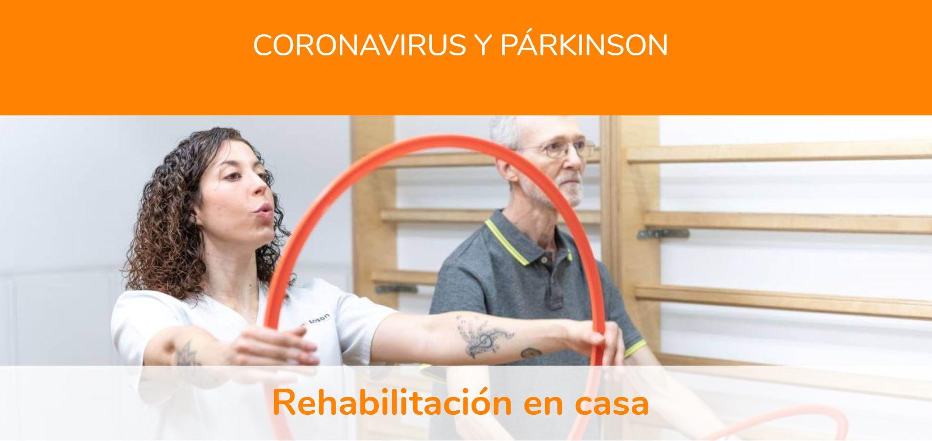 COVID19 Día Mundial del Parkinson