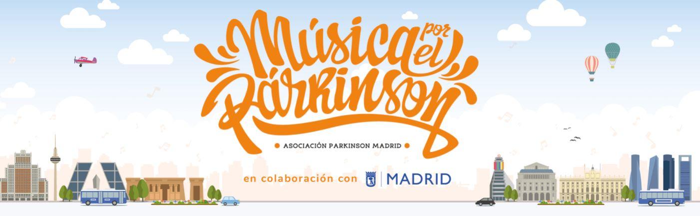Musica por el Parkinson 2020