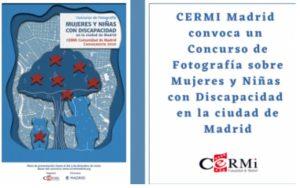 cermi madrid concurso fotografico mujer discapacidad madrid