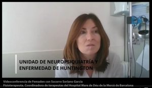 enfermedad de Huntington y Covid19